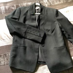 LOFT black blazer sz 12